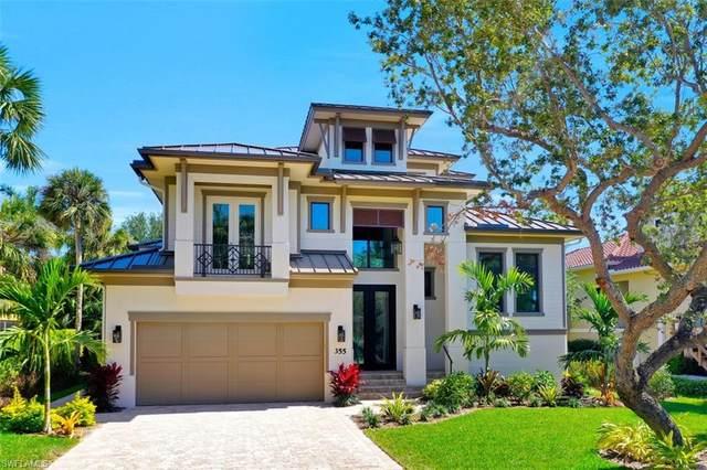 355 Hideaway Cir S, Marco Island, FL 34145 (MLS #220044027) :: Clausen Properties, Inc.
