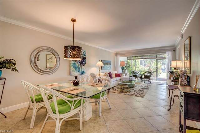3030 Binnacle Dr #106, Naples, FL 34103 (#220044300) :: Equity Realty