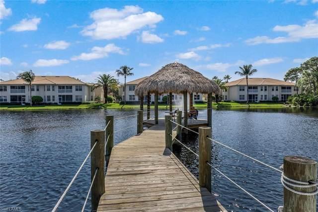 3401 Morning Lake Dr #102, Estero, FL 34134 (#220044408) :: The Dellatorè Real Estate Group