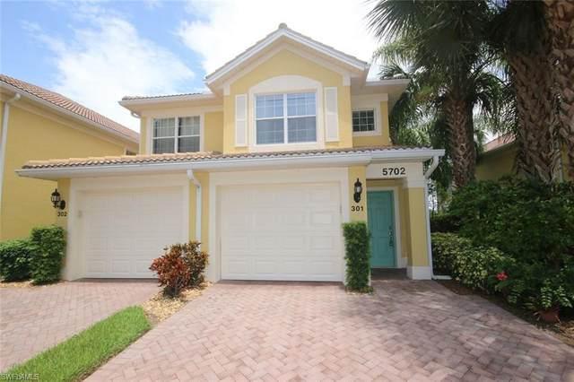 5702 Mayflower Way #301, AVE MARIA, FL 34142 (#220044430) :: The Dellatorè Real Estate Group