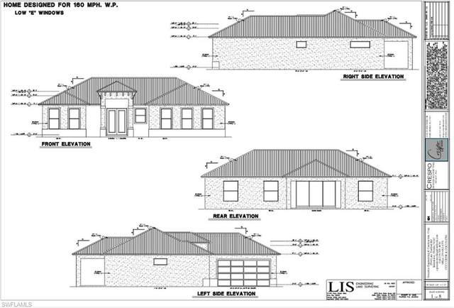 3818 2nd St W, Lehigh Acres, FL 33971 (MLS #220044491) :: Clausen Properties, Inc.