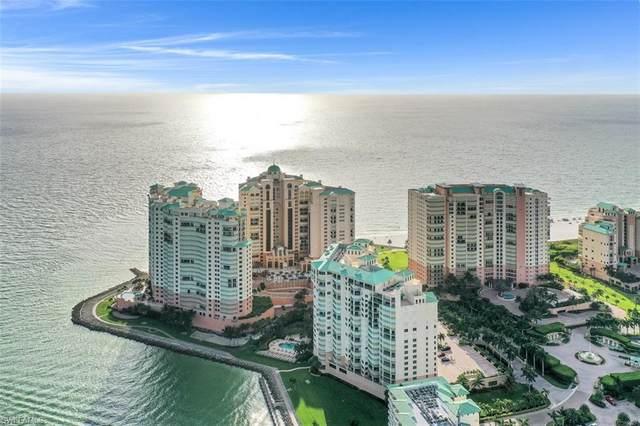 970 Cape Marco Dr #1607, Marco Island, FL 34145 (MLS #220044525) :: Florida Homestar Team
