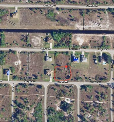 1219 Songbird St, Fort Myers, FL 33913 (MLS #220044709) :: RE/MAX Realty Group