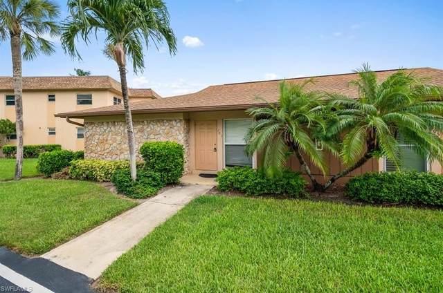 701 Palm View Dr Dp1, Naples, FL 34110 (MLS #220044721) :: Team Swanbeck