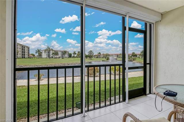 49 High Point Cir S #102, Naples, FL 34103 (MLS #220044789) :: Palm Paradise Real Estate