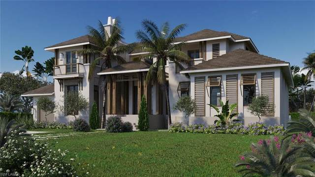 140 4th Ave N, Naples, FL 34102 (#220045141) :: The Dellatorè Real Estate Group