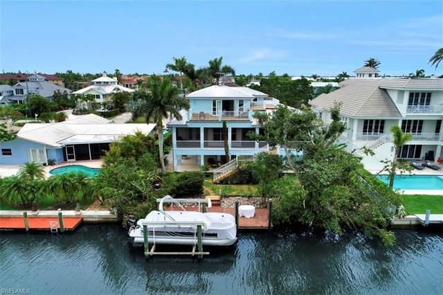 1415 Pelican Ave, Naples, FL 34102 (#220045182) :: Caine Premier Properties