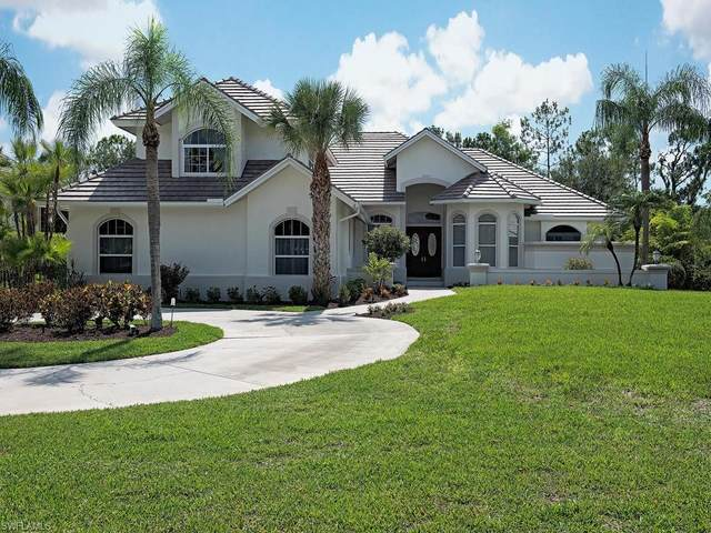 9133 The Ln, Naples, FL 34109 (#220045258) :: Equity Realty
