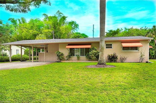 1254 13th St N, Naples, FL 34102 (#220045360) :: Equity Realty