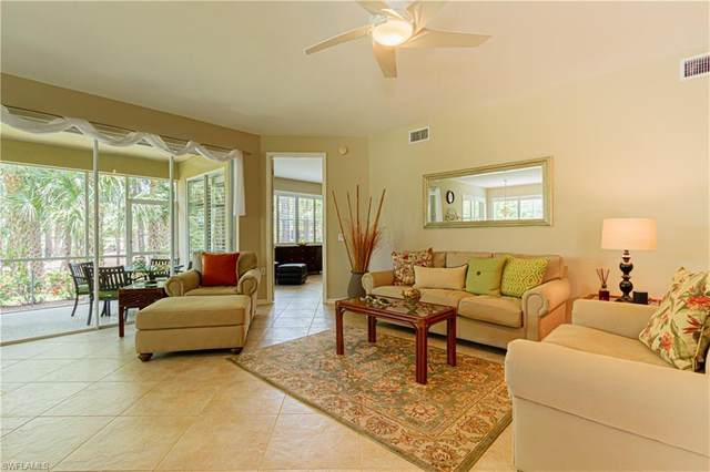 3955 Bishopwood Ct W #101, Naples, FL 34114 (MLS #220045398) :: Eric Grainger | Engel & Volkers