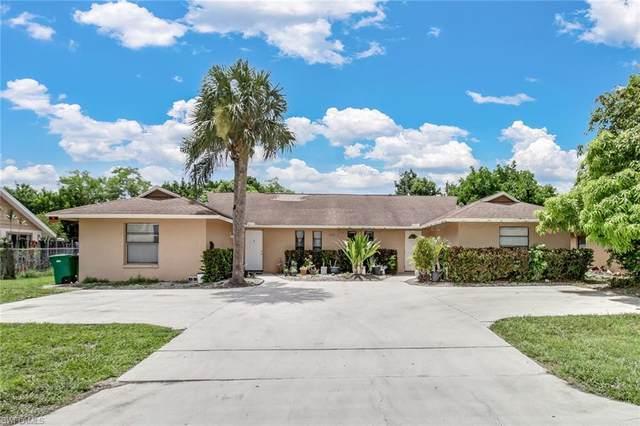 1989 46th St SW, Naples, FL 34116 (#220045459) :: The Dellatorè Real Estate Group