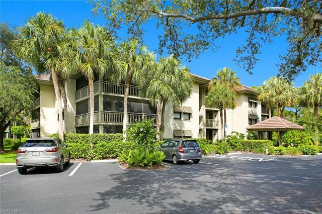 3651 Wild Pines Dr #202, Bonita Springs, FL 34134 (#220045481) :: The Dellatorè Real Estate Group