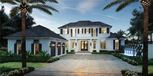 3525 Fort Charles Dr, Naples, FL 34102 (#220045503) :: Vincent Napoleon Luxury Real Estate
