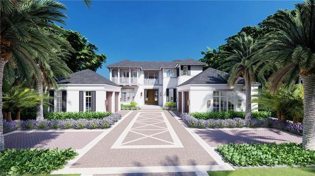 3300 Fort Charles Dr, Naples, FL 34102 (#220045603) :: Vincent Napoleon Luxury Real Estate