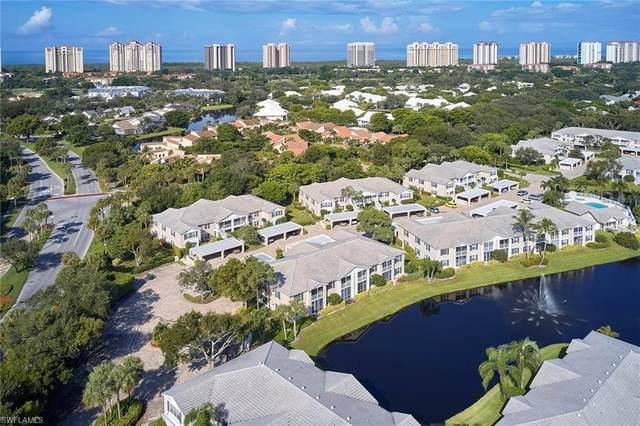824 Tanbark Dr #203, Naples, FL 34108 (MLS #220045662) :: Dalton Wade Real Estate Group
