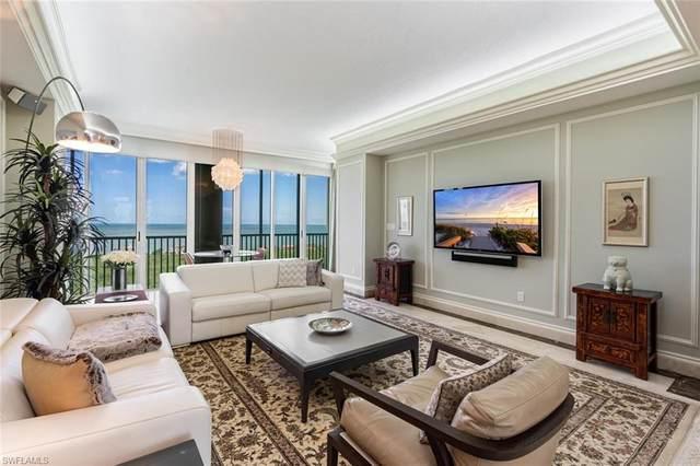 7515 Pelican Bay Blvd Ph-B, Naples, FL 34108 (MLS #220045701) :: Dalton Wade Real Estate Group