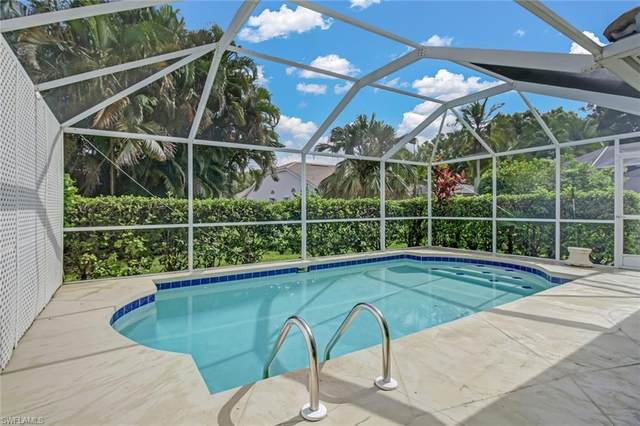 8673 Mustang Dr #58, Naples, FL 34113 (MLS #220045757) :: Palm Paradise Real Estate