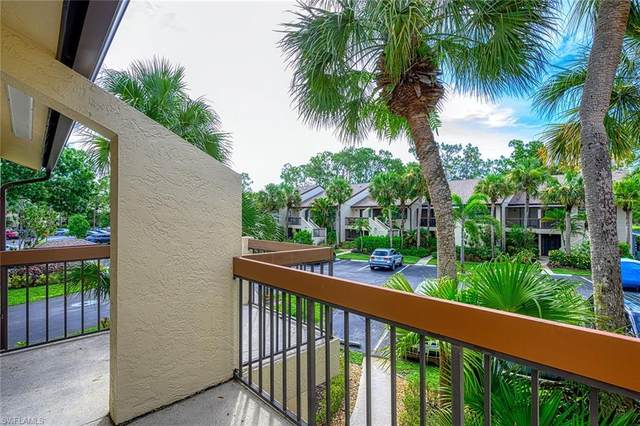 1818 Kings Lake Blvd #203, Naples, FL 34112 (#220045830) :: Caine Premier Properties