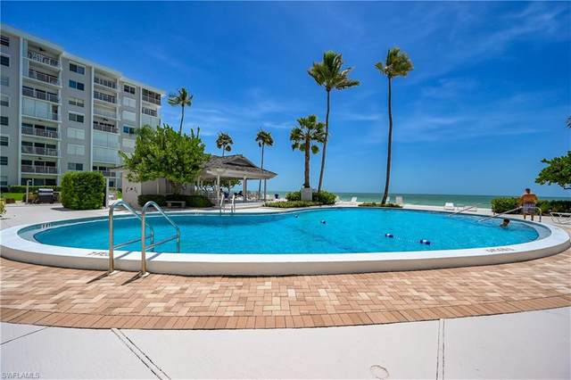 3443 Gulf Shore Blvd N #706, Naples, FL 34103 (MLS #220045845) :: Palm Paradise Real Estate