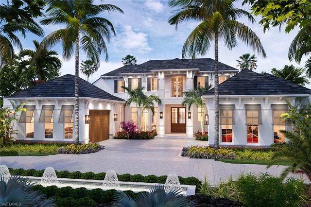 1015 Galleon Dr, Naples, FL 34102 (#220045903) :: Vincent Napoleon Luxury Real Estate