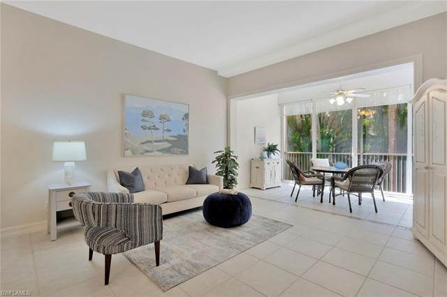 710 Bentwater Cir 2-102, Naples, FL 34108 (#220046021) :: Equity Realty