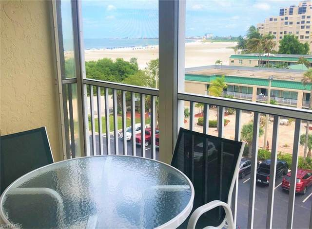 6900 Estero Blvd #501, Fort Myers Beach, FL 33931 (#220046041) :: Equity Realty