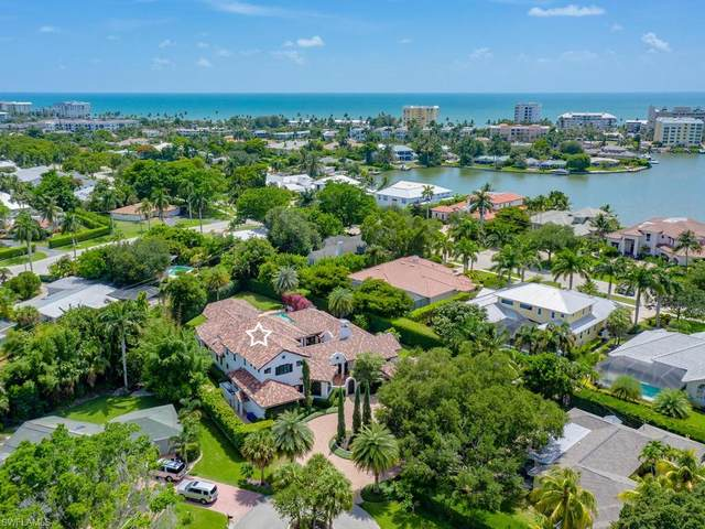 550 Springline Ct, Naples, FL 34102 (MLS #220046101) :: Team Swanbeck