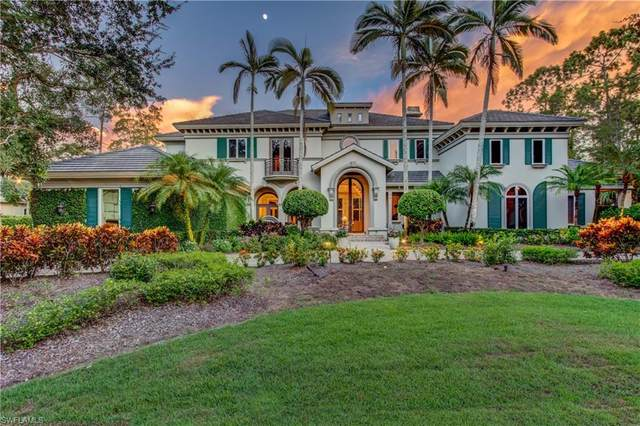 2922 Indigobush Way, Naples, FL 34105 (#220046312) :: Vincent Napoleon Luxury Real Estate