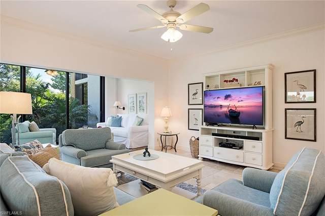 6770 Pelican Bay Blvd #214, Naples, FL 34108 (MLS #220046389) :: Dalton Wade Real Estate Group