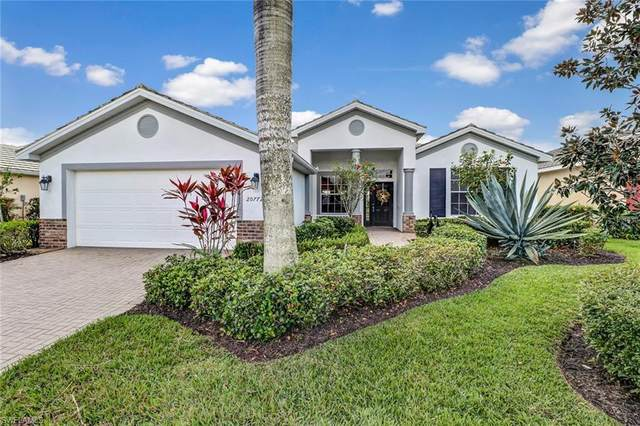 20772 Castle Pines Ct, North Fort Myers, FL 33917 (#220046420) :: Caine Premier Properties