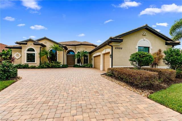23204 Salinas Way, Bonita Springs, FL 34135 (#220046549) :: The Dellatorè Real Estate Group
