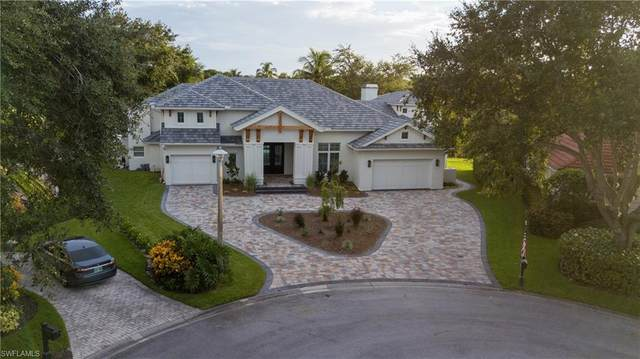 7985 Beaumont Ct, Naples, FL 34109 (MLS #220046659) :: Palm Paradise Real Estate