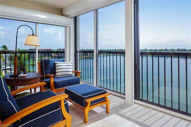 2650 Gulf Shore Blvd N #501, Naples, FL 34103 (MLS #220046728) :: Team Swanbeck