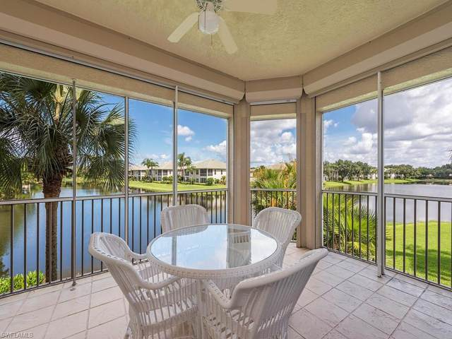 1825 Les Chateaux Blvd #203, Naples, FL 34109 (MLS #220046833) :: RE/MAX Realty Group