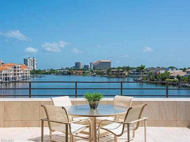 4400 Gulf Shore Blvd N 6-604, Naples, FL 34103 (MLS #220046872) :: The Naples Beach And Homes Team/MVP Realty