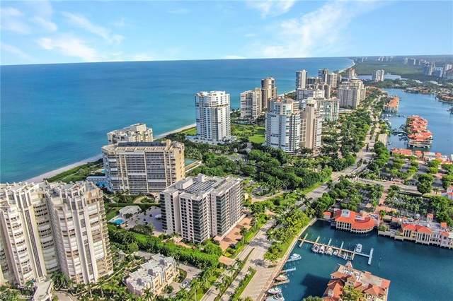 4031 Gulf Shore Blvd N 10C, Naples, FL 34103 (MLS #220046940) :: The Naples Beach And Homes Team/MVP Realty