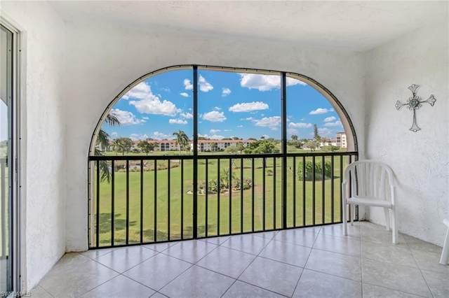 13 High Point Cir N #308, Naples, FL 34103 (MLS #220047042) :: Clausen Properties, Inc.