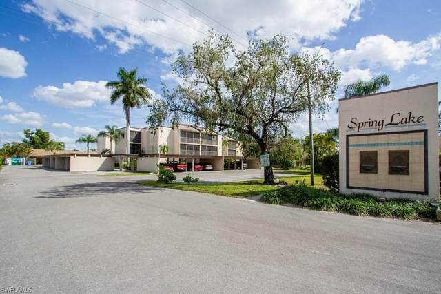 3150 Shorewood Ln #206, Fort Myers, FL 33907 (MLS #220047145) :: RE/MAX Realty Group