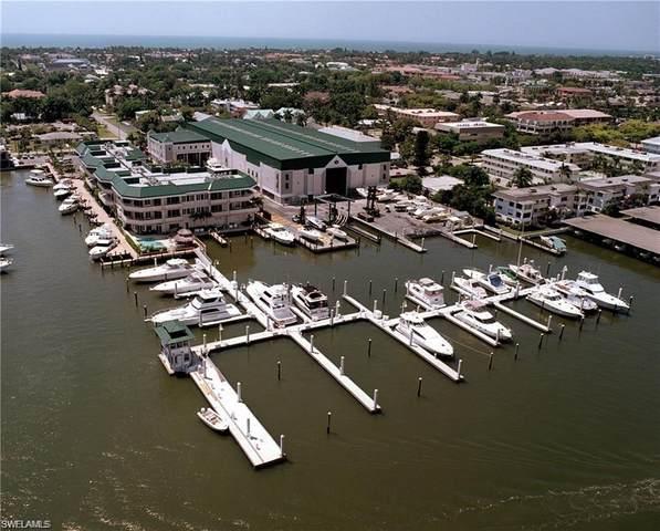 909 10th St S #22, Naples, FL 34102 (MLS #220047268) :: Team Swanbeck