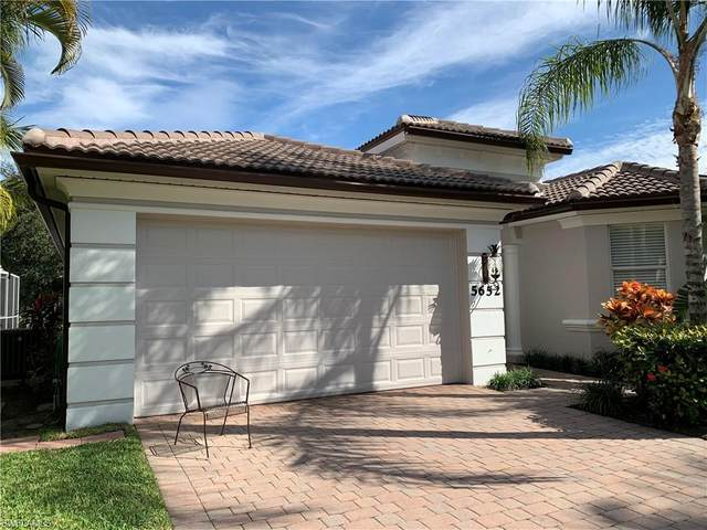 5652 Lago Villaggio Way, Naples, FL 34104 (MLS #220047275) :: Avantgarde