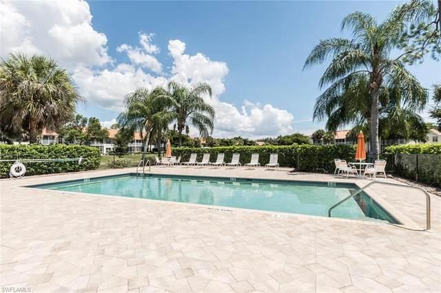 5135 Cedar Springs Dr #202, Naples, FL 34110 (MLS #220047419) :: Team Swanbeck