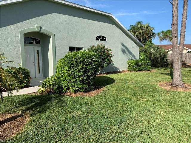 5489 Whitten Dr #120, Naples, FL 34104 (MLS #220047420) :: Kris Asquith's Diamond Coastal Group