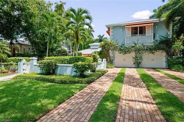 195 2nd Ave N, Naples, FL 34102 (MLS #220047507) :: Clausen Properties, Inc.