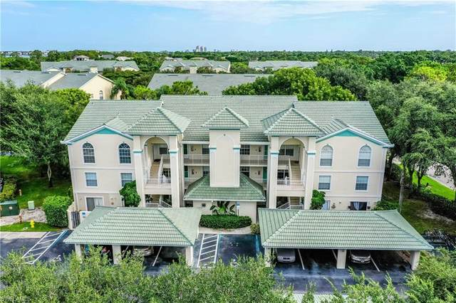 15445 Cedarwood Ln 6-302, Naples, FL 34110 (#220047641) :: Caine Premier Properties