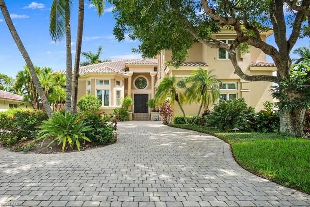 1503 Marlin Dr, Naples, FL 34102 (MLS #220047771) :: Clausen Properties, Inc.