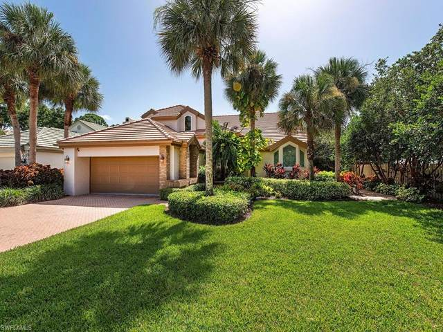 468 Crestwood Ln, Naples, FL 34113 (#220047810) :: Equity Realty