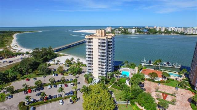8701 Estero Blvd #1107, Fort Myers Beach, FL 33931 (MLS #220047857) :: Uptown Property Services