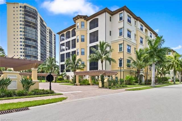 4711 Via Del Corso Ln #302, Bonita Springs, FL 34134 (#220047872) :: The Dellatorè Real Estate Group
