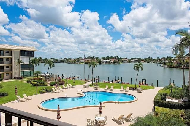 3200 Gulf Shore Blvd N #313, Naples, FL 34103 (MLS #220047939) :: Clausen Properties, Inc.