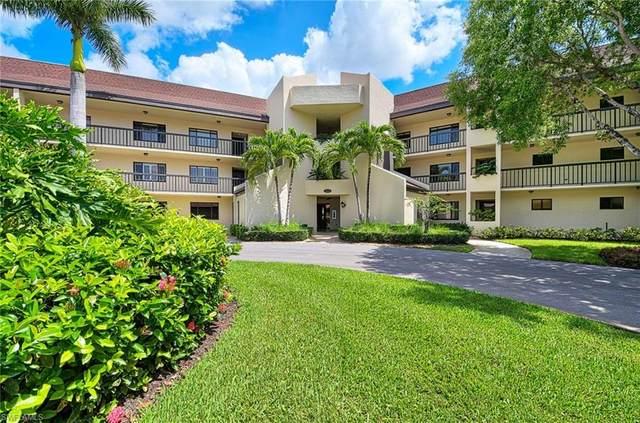 415 Augusta Blvd #109, Naples, FL 34113 (MLS #220048028) :: Team Swanbeck